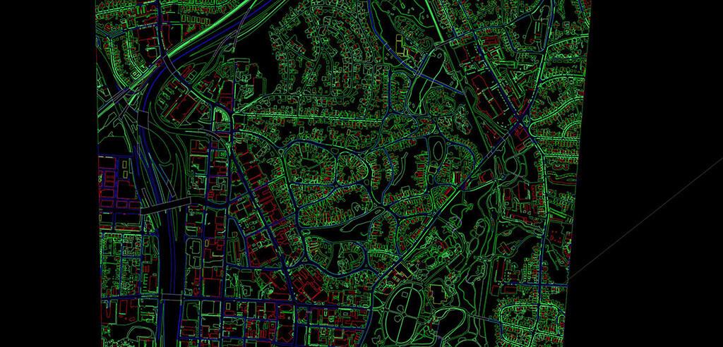 Landclass Sequence CAD