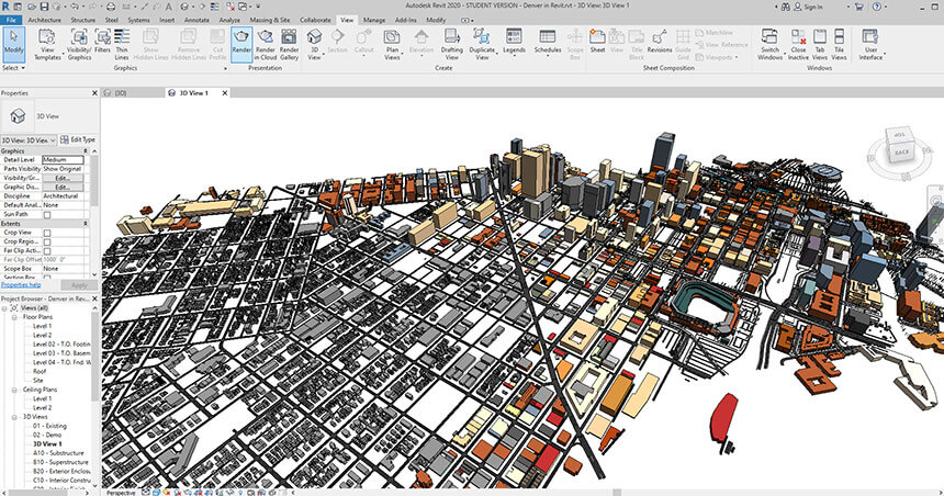 PlaceMaker in Revit