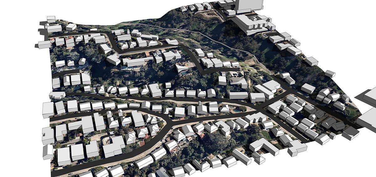 San Diego Suburb